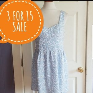 Baby blue candies dress size XL